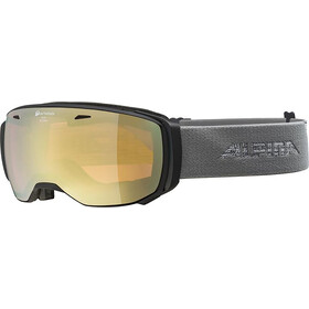 Alpina Estetica QMM Lunettes de protection, black/grey